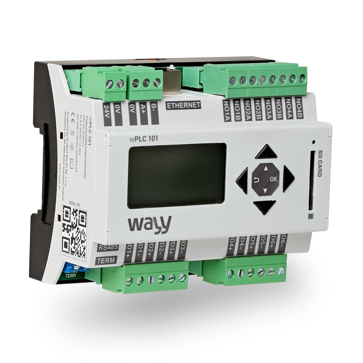 Sterownik W.PLC.101_produkt