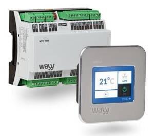 Zestaw do sterowania klimakonwektorem wFC + wFCI