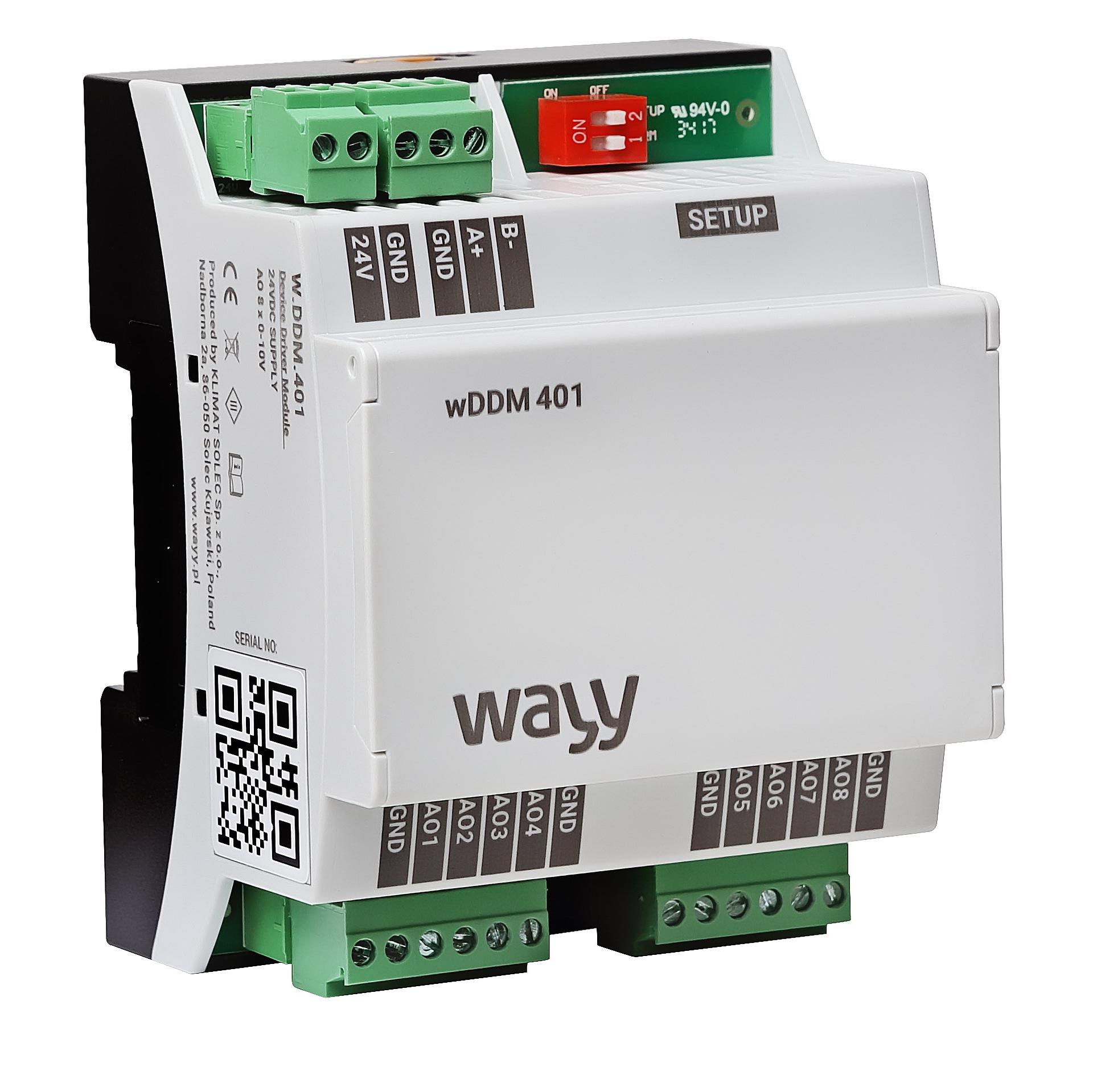 wDDM401 - nowy kąt